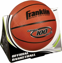 Official B7 Grip-Rite 100 Basketball - Franklin Sports
