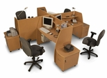 OFM Modular Office Furniture Set 1 - MSET-1