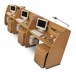 OFM Modular Office Furniture Set 2 - MSET-2