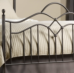 Oklahoma King Size Headboard with Frame - Hillsdale Furniture
