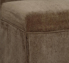"Olive Green Chenille Skirted ""Slip Over"" (Fits 741-440 Chair) - Powell Furniture - 741-208Z"