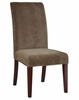 "Olive Green Chenille ""Slip Over"" (Fits 741-440 Chair) - Powell Furniture - 741-209Z"