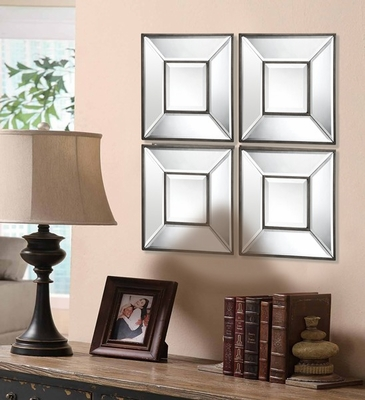 Olivia Mirror - Set of 4 - Cooper Classics - 4951