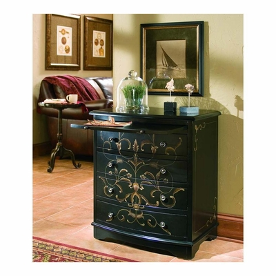 Onyx Accents Chest - Pulaski
