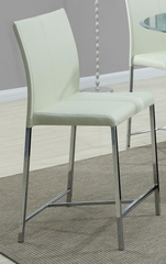 Ophelia Contemporary Cream Bar Stool - Set of 4 - 103738