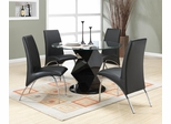 Ophelia Contemporary Five Piece Dining Set - 120800