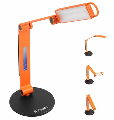 Orange Flexi LED Lamp - LumiSource - LS-LED-FLEXI-O