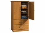 Orchard Hills Armoire Carolina Oak - Sauder Furniture - 401292