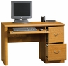 Orchard Hills Computer Desk Carolina Oak - Sauder Furniture - 402174
