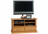 Orchard Hills Entertainment Credenza with TV Mount Carolina Oak - Sauder Furniture - 408115