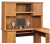 Orchard Hills Hutch For 401929 Corner Desk Carolina Oak - Sauder Furniture - 402455