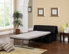 Ottoman with Pull-Out Bed - Glendale - Lifestyle Solutions - CA-GD-TW-FA-BK