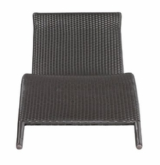 Outdoor Chaise Lounge - Biarritz Lounge Chair - Zuo Modern - 701120