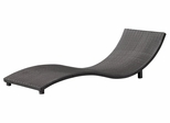 Outdoor Chaise Lounge - Sidney Lounge Chair - Zuo Modern - 701110