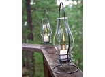 Outdoor Garden Torch and Lanterns