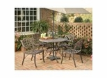 Outdoor Patio Collection in Rust Brown - Home Styles