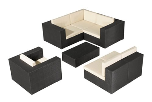 Outdoor Patio Set 1 - Cartagena - Zuo Modern - CART-SET-1