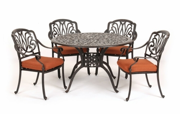 Outdoor Patio Set - Florence - Caluco - FL-PATIO-SET-1