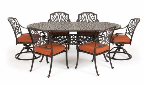 Outdoor Patio Set - Florence - Caluco - FL-PATIO-SET-2