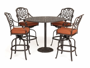 Outdoor Patio Set - Florence - Caluco - FL-PATIO-SET-3