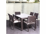 Outdoor Patio Set - Liberty 7-Piece Dining Set - PLI-LIBERSET7