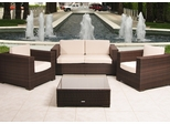 Outdoor Patio Set - Portofino Deep Seating 4-Piece Set - PLI-PORT4