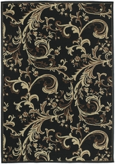 "Outdoor Rug - 5'3"" Round - Alfresco 9514 - Surya - ALF9514-53RD"