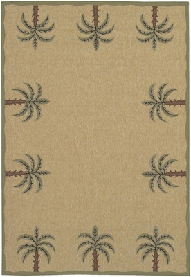Outdoor Rug - 6' x 9' - Alfresco 9510 - Surya - ALF9510-69