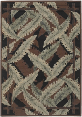 Outdoor Rug - 6' x 9' - Alfresco 9541 - Surya - ALF9541-69
