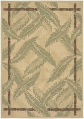 "Outdoor Rug - 8'9"" Round - Alfresco 9513 - Surya - ALF9513-89RD"