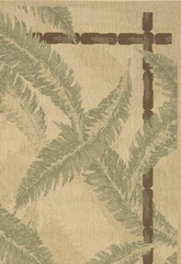 "Outdoor Rug - 8'9"" Square - Alfresco 9513 - Surya - ALF9513-89SQ"