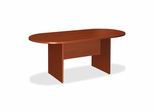 Oval Conference Table - Cherry - LLR87373