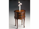 Oval Side Table in Plantation Cherry - Butler Furniture - BT-1589024