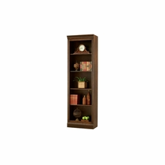 "Oxford 24.5"" Saratoga Cherry Bookcase by Ty Pennington - Howard Miller"