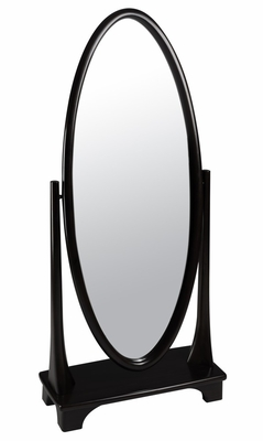 Oxford Cheval Mirror - Cooper Classics - 6139