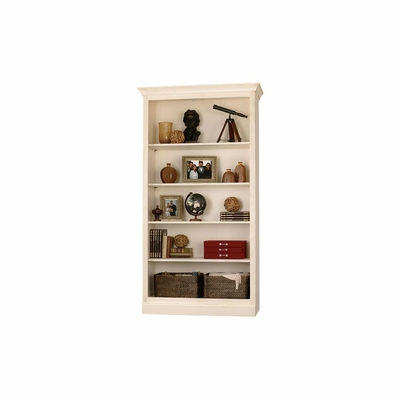 Oxford Vanilla Bookcase Center by Ty Pennington - Howard Miller