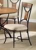 Pacifico Dining Side Chair (Set of 2) - Hillsdale Furniture - 4137-802