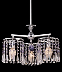 Paddington Chandelier - Dale Tiffany - GH80291