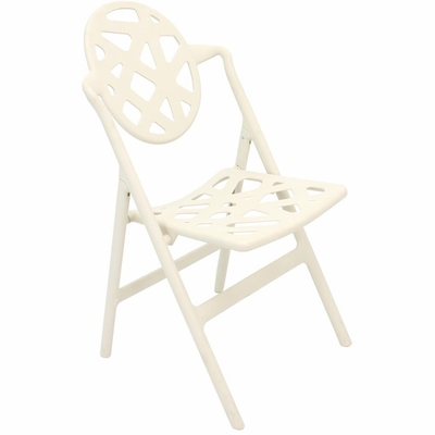 Pair of Beige Typhoon Chairs - Lumisource