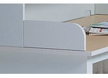 Pair of Dump Rails - Mayline Office Furniture - DR2PG