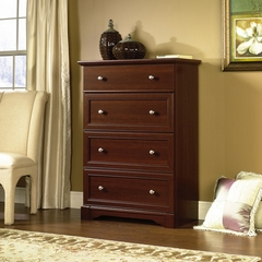 Palladia 4 Drawer Chest Select Cherry - Sauder Furniture - 411836