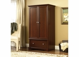 Palladia Armoire Select Cherry - Sauder Furniture - 411843