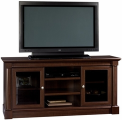 Palladia Entertainment Credenza Select Cherry - Sauder Furniture - 411865