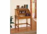 Palmetto Roll Top Secretary Desk - 5301N