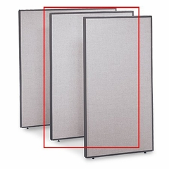 Panel (66H x 48W) - ProPanel Collection - Bush Office Furniture - PP66748-03