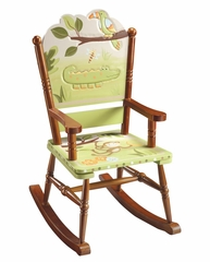 Papagayo Rocking Chair - Guidecraft - G85401