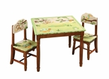 Papagayo Table and Chairs Set - Guidecraft - G85402