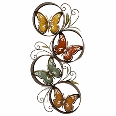 Papillion Wall Decor - IMAX - 12871