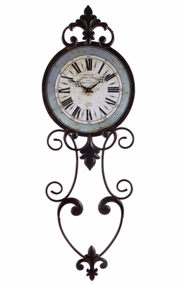 Parisian Wall Clock - IMAX - 1716