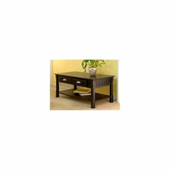 Park Avenue Coffee Table - Winsome Trading - 20238